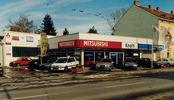 Autohaus Knoth 1979