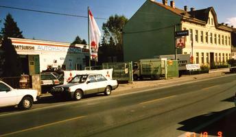 Autohaus Knoth 1990