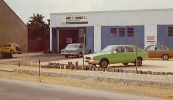 Autohaus Knoth 1977