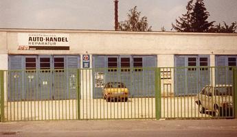 Autohaus Knoth 1980