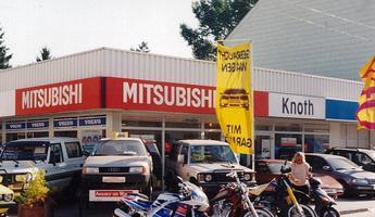 Autohaus Knoth 1991