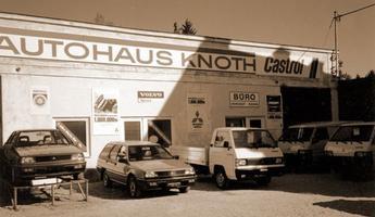 Autohaus Knoth 1995