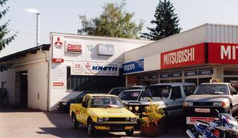 Autohaus Knoth 1989